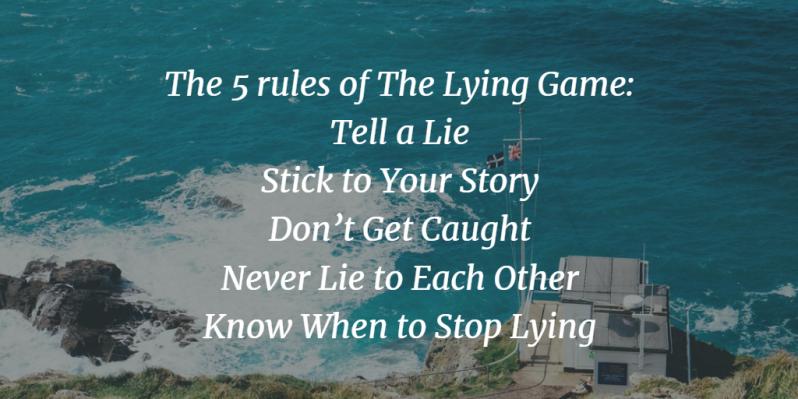 Lying 1