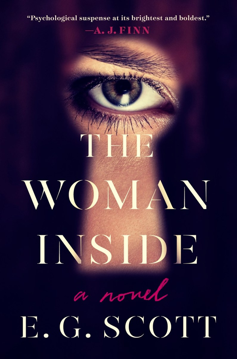Book Review: The Woman Inside by E.G. Scott